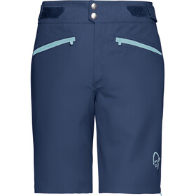 Norrøna Fjørå Flex1 Lightweight Short Femme, indigo night